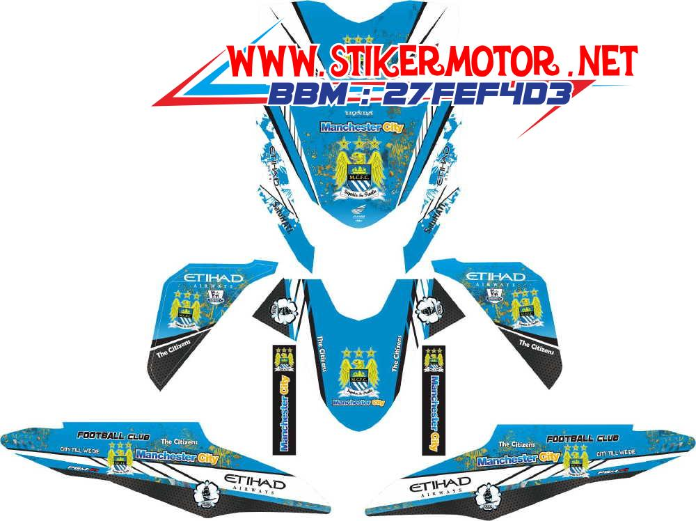 striping motor beat fi manchester city