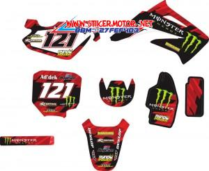 striping motor crf 85 monster by request