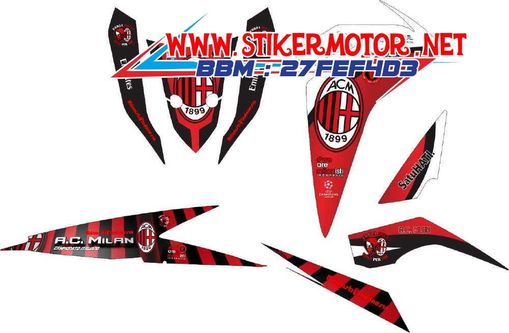 striping motor new blade milan