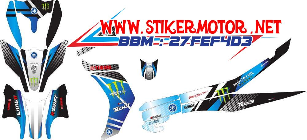 striping motor new jupiter z monster energy