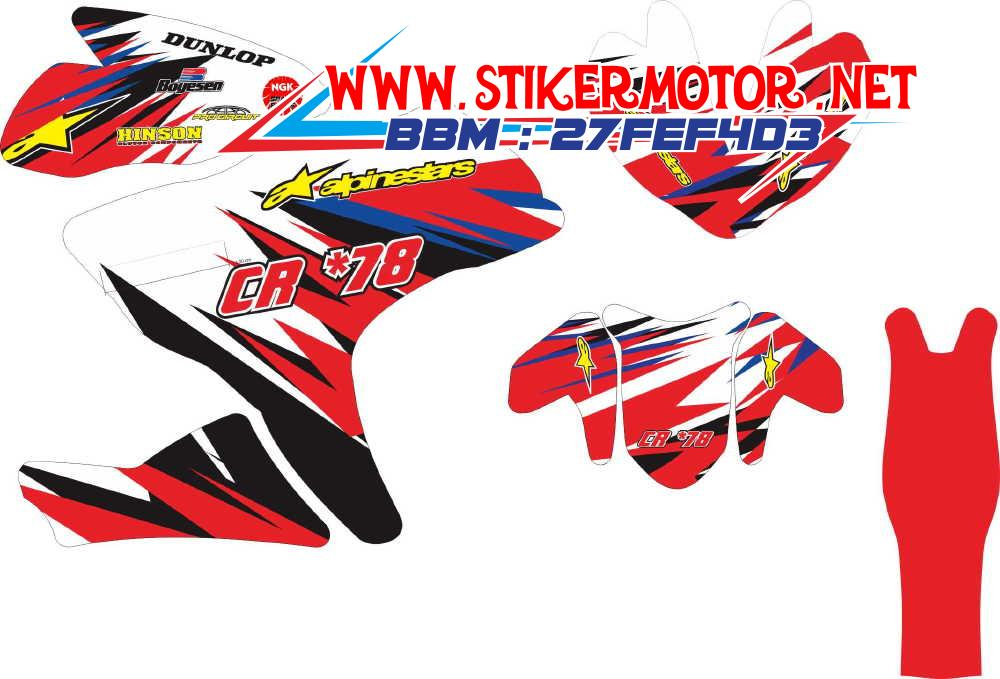 striping motor R25 racing2