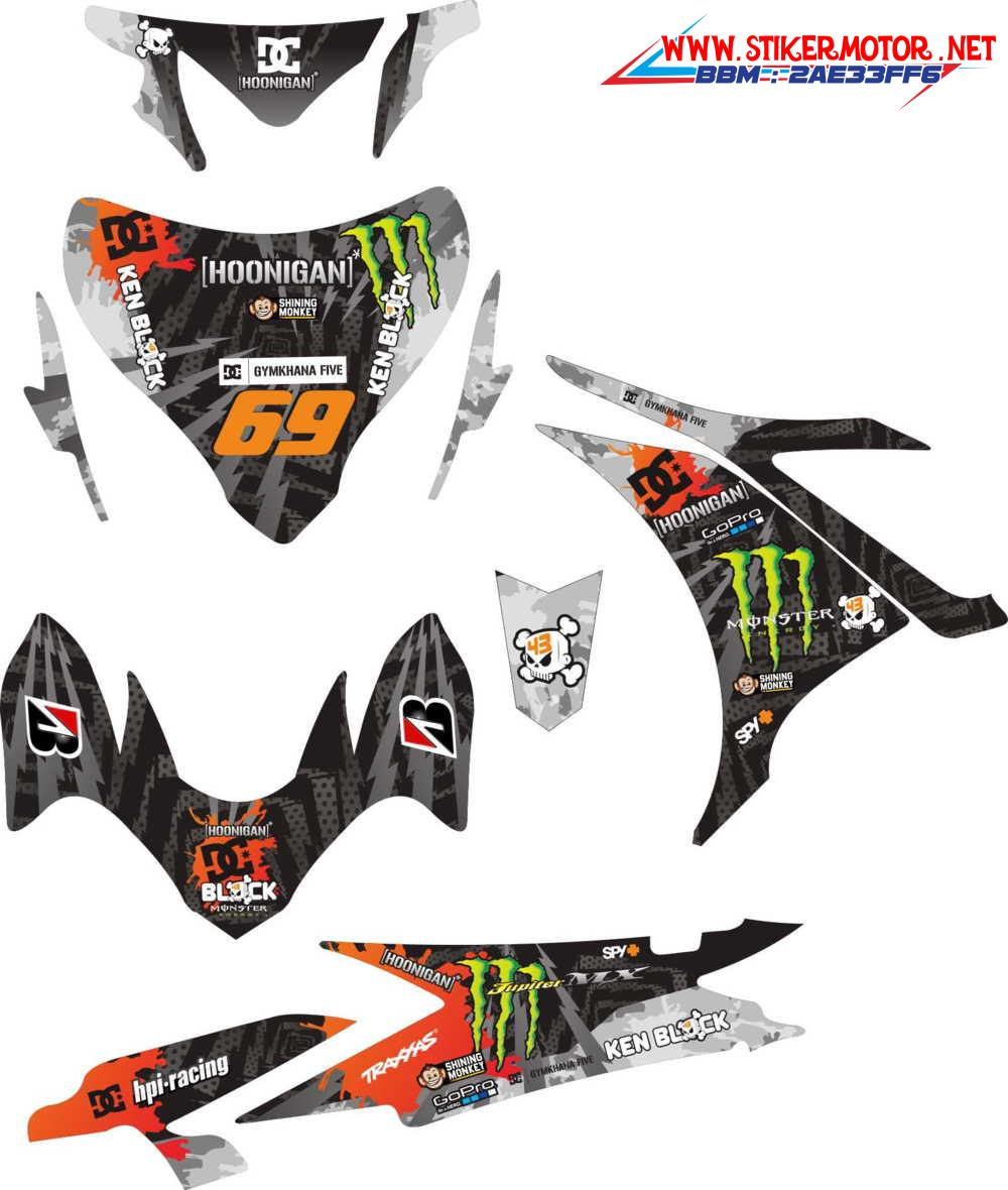 new mx hooonigan black