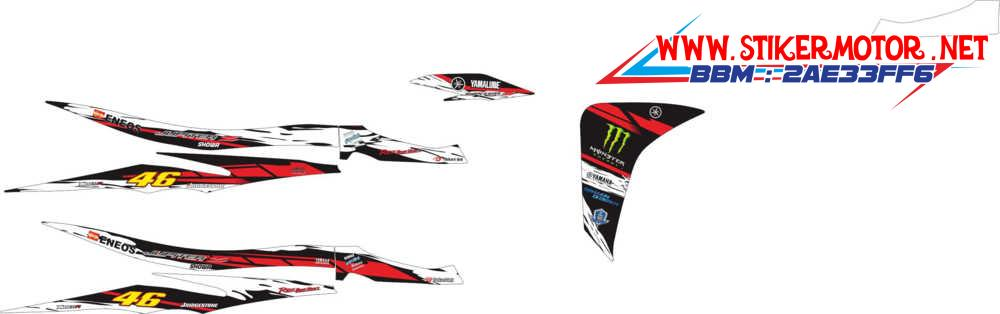 new jupiter z monster energy red