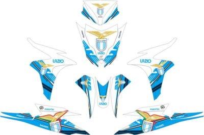 Stiker Motor VARIO TECHNO 125 FI lazio