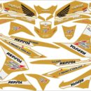 Stiker cs1 repsol final gold