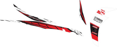 Stiker jupiter z1 racing decal