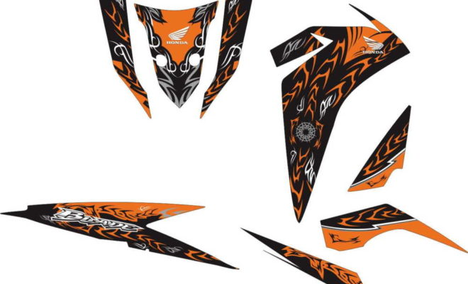 new blade tribal orage