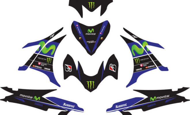 Stiker new jupiter mx movistar black