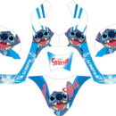Stiker all new scoopy esp stitch