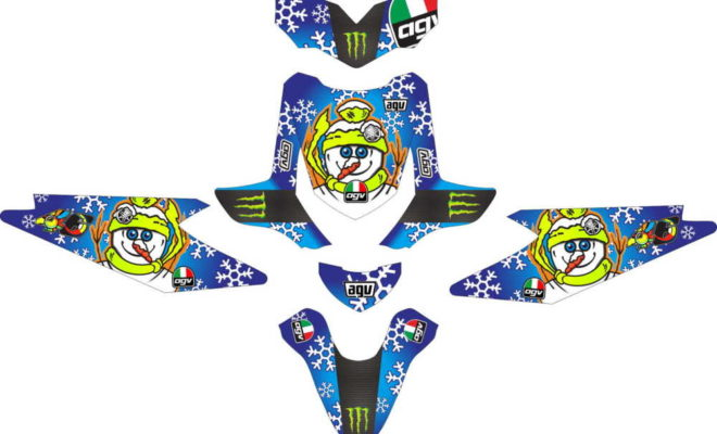 beat agv snowman rossi