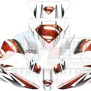Stiker all new beat esp superman