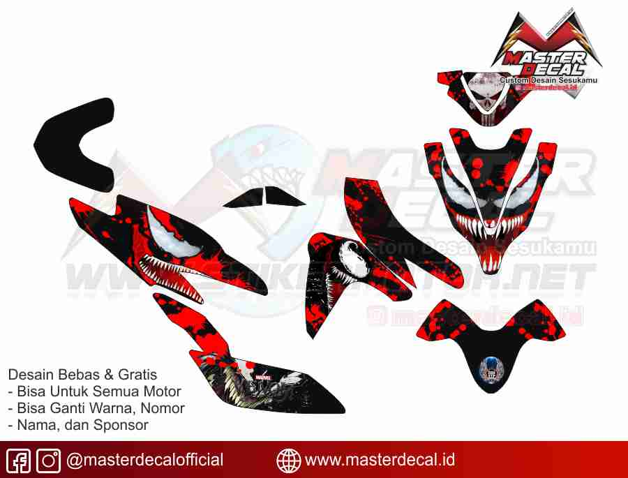 all new vario esp venom