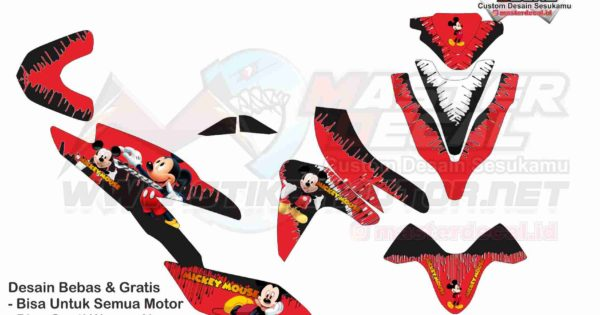 all new vario esp mickey mouse REQ