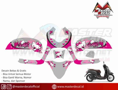 all new scoopy esp hello hitty