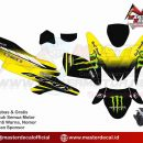 aerox monster energy v2