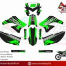 klx 150 bf decal 4 green1